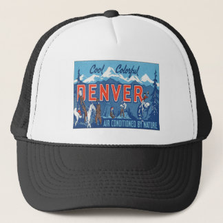 Casquette Denver vintage le Colorado