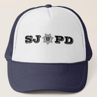 Casquette Département de Police de San Jose