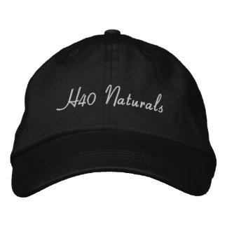 Casquette des produits naturels H40 Casquette Brodée