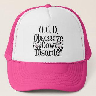 Casquette Désordre obsédant de vache