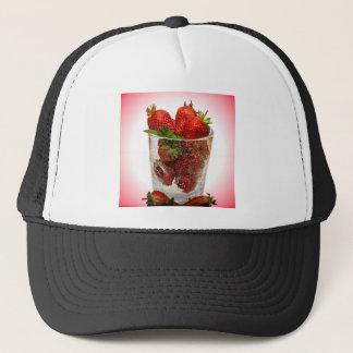 Casquette Dessert de fraise