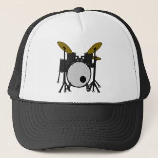 Casquette Dessin réglé de tambour