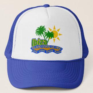 Casquette d'état d'esprit d'Ibiza - choisissez la