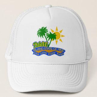 Casquette d'état d'esprit du Tahiti - choisissez