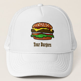 Casquette d'hamburger