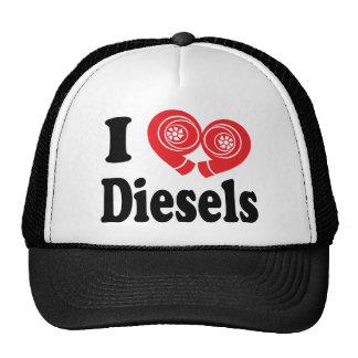 Casquette diesel de camionneur