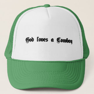 Casquette Dieu aime un cowboy