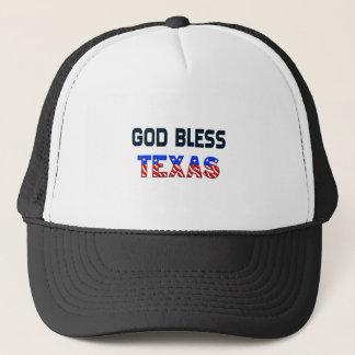 Casquette Dieu bénissent le Texas