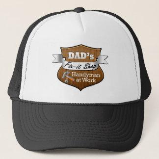 Casquette Difficulté-il du papa drôle fête des pères