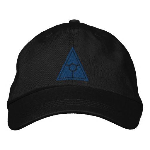 Casquette d'Illuminati Casquette De Baseball Brodée