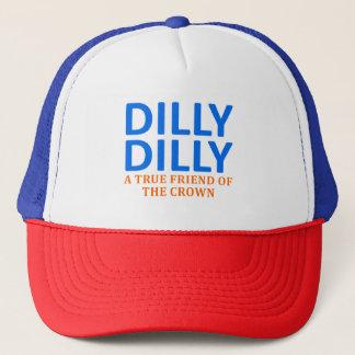 Casquette Dilly Dilly un ami vrai de la couronne