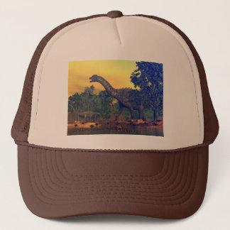 Casquette Dinosaures d'Ampelosaurus