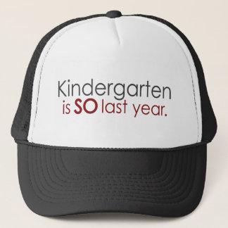 Casquette Diplômé drôle de jardin d'enfants