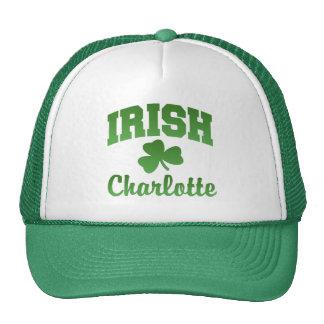 Casquette d'Irlandais de Charlotte
