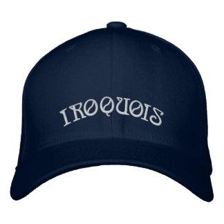 Casquette d'Iroquois de casquette de baseball