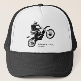 Casquette Dirtbike