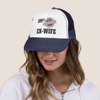 Casquette Divorce ex drôle d'épouse