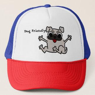 Casquette Dog Friendly trucker hat