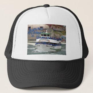 Casquette Domestique du bateau de brume - chutes du Niagara