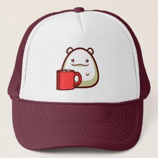 Casquette d'ours blanc