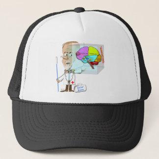 Casquette Dr. Braino Quarantines un cerveau