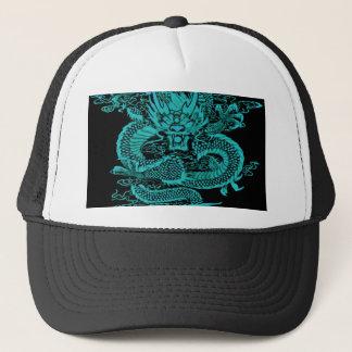Casquette Dragon épique Teal