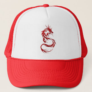 Casquette Dragon tribal