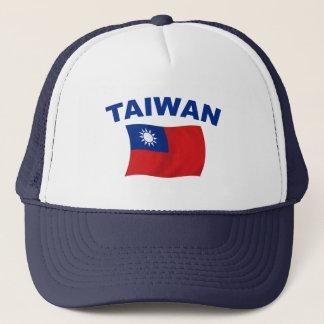 Casquette Drapeau 2 de Taïwan