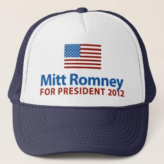 Casquette Drapeau américain de Mitt Romney
