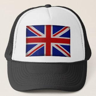 Casquette Drapeau Anglais d'Angleterre texturé