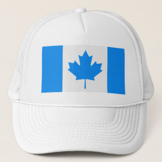 Casquette Drapeau canadien - bleu