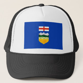 Casquette Drapeau d'Alberta