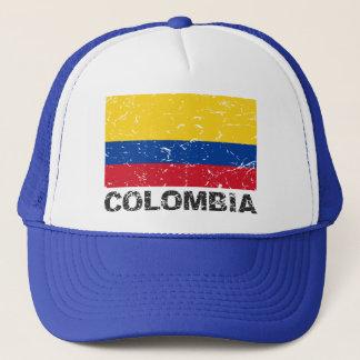 Casquette Drapeau de cru de la Colombie