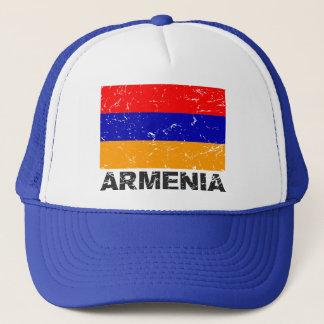 Casquette Drapeau de cru de l'Arménie