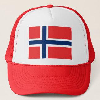 Casquette Drapeau de flagg de la Norvège - du Norges -