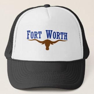 Casquette Drapeau de Fort Worth le Texas