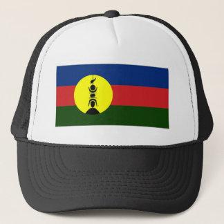 Casquette Drapeau de gens du pays de la Nouvelle-Calédonie