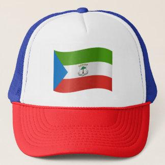 Casquette Drapeau de Guinée équatoriale