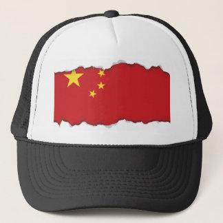 Casquette Drapeau de la Chine