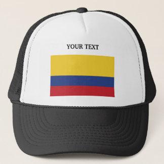Casquette Drapeau de la Colombie