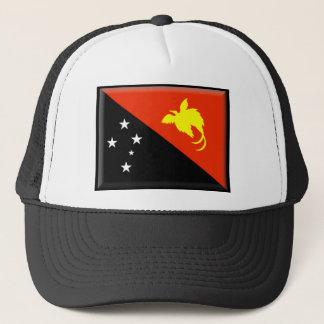 Casquette Drapeau de la Papouasie-Nouvelle-Guinée