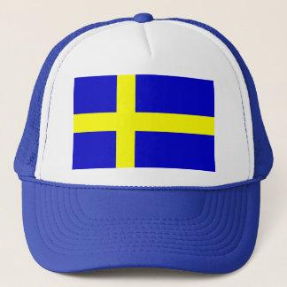 Casquette Drapeau de la Suède