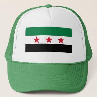 Casquette Drapeau de la Syrie