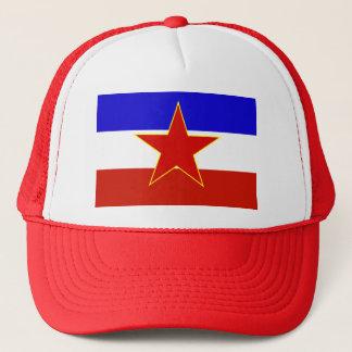 Casquette Drapeau de la Yougoslavie