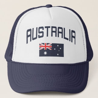Casquette Drapeau de l'Australie