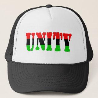 Casquette Drapeau de partisan du panafricanisme d'unité