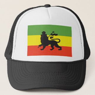 Casquette Drapeau de Rastafarian