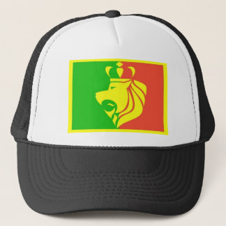 Casquette Drapeau de reggae de Rasta de lion