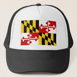 Casquette Drapeau des Etats-Unis le Maryland