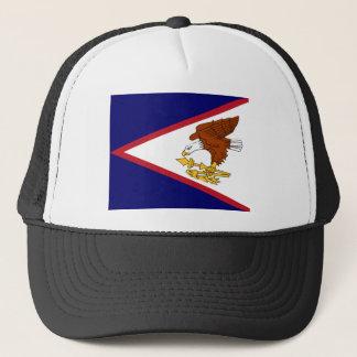 Casquette Drapeau des Samoa américaines